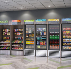 Healthy Vending Machines Washington DC
