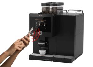 Touchless Coffee Machine DC, MD, VA